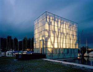 Struktur-Flachglas