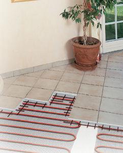 elektrische Fußbodenheizung / Privathäuser