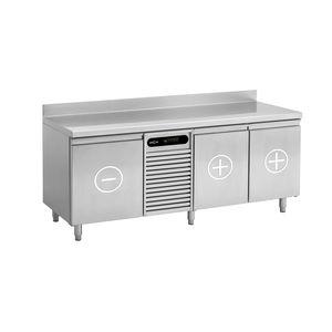 Kühl Gefrierschrank / mit integriertem Gefrierfach / Profi / Unterbau / kompakt