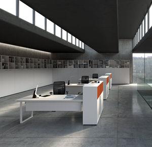 niedrige Bibliothek / hoch / Modul / modern