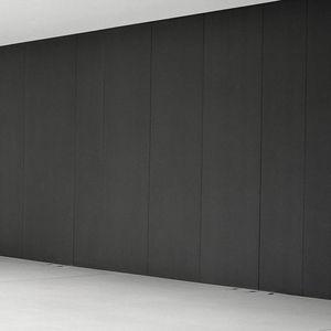 Verkleidungspaneel / Faserbeton / für Innenausbau / zur Wanddickenmessung