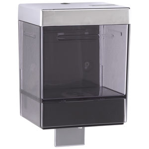 Objektmöbel-Seifenspender / wandmontiert / ABS / manuell