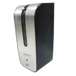 Objektmöbel-Seifenspender / wandmontiert / ABS / Aluminium