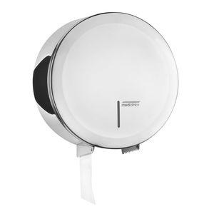 Toilettenpapierhalter für Aufbau / Edelstahl / Objektmöbel