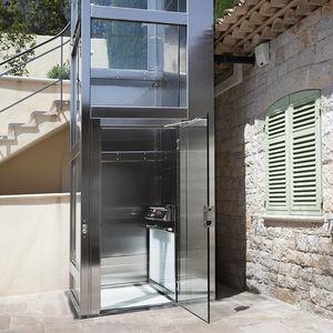 elektrischer Aufzug / für Tertiärsektor / für Privathaushalte / ohne Maschinenraum