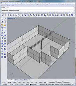 CAD-Software / Aufmass / BIM Building Information Modeling / Innenarchitektur