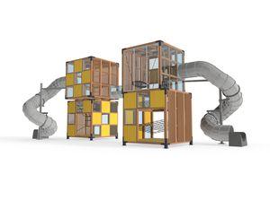 Spielplatzgerät für Spielplätze