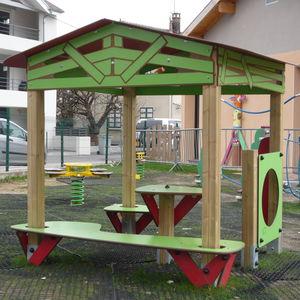 Spielhaus für den Außenbereich