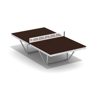 moderne Tischtennisplatte