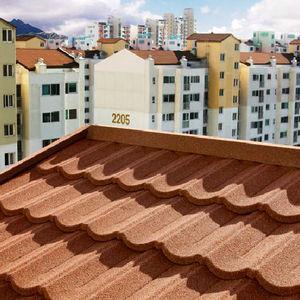 Pfanne-Dachziegel