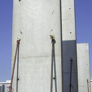 hochbelastbarer Beton