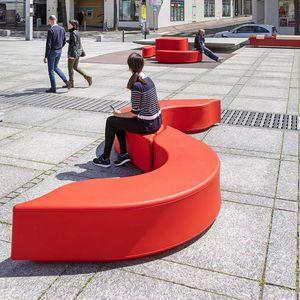 Parkbank / organisches Design