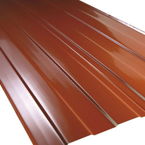Aluminium-Dachplatte