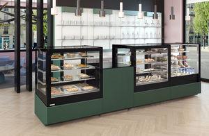 Verkaufskühlvitrine / für Konditoreien / für Bäckerei