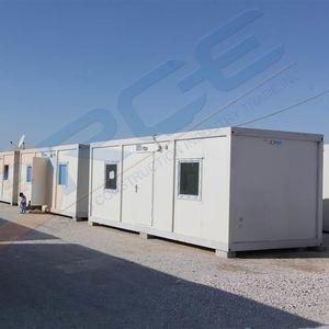 Fertigbau-Gebäude / Modul / Container / Stahl