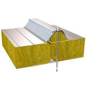 Gut bekannt Sandwichplatte für Dächer, Sandwich-Dämmplatte / für Dächer - alle RZ21