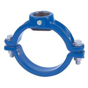 Verbindungsteil für Rohrleitungen / für Metallstrukturen