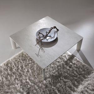 Keramik-Tischplatte / hitzebeständig / verschleißfest / fleckenabweisend