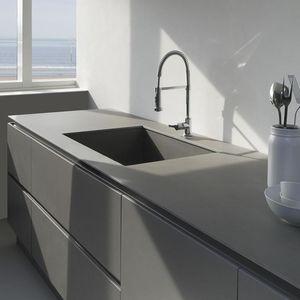 Keramik-Arbeitsplatte / Außenbereich / hitzebeständig / fleckenabweisend