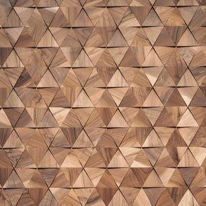 Holzverblender / Innenraum / 3D / Naturoptik