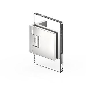 Scharnier für Glastüren