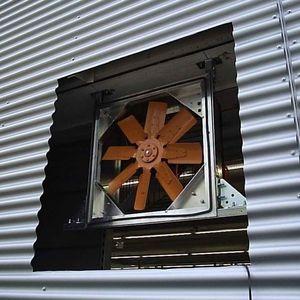 Rauchabzug-Ventilator