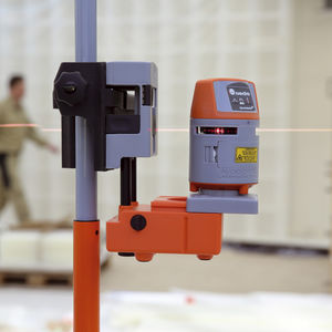 robustes Nivelliergerät / horizontal / vertikal / Magnet