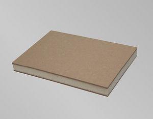 Sandwichplatte für Trennwandsysteme