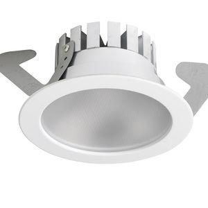 einbaufähiges Downlight / für Pool / LED / rund