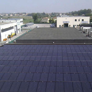 polykristallines Solarpaneel hybrid