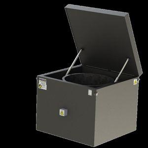 Rauchabzugsventilator / Bodenmontage / für Bedachungen / für professionellen Gebrauch