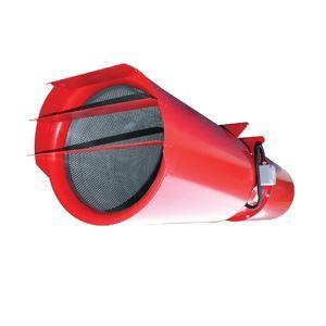 Rauchabzugsventilator / axial / für Deckenmontage / für professionellen Gebrauch