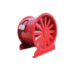 Axial-Abluftventilator / Rauchabzugs / für Bedachungen / kanalisierbar