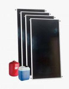 Solar-Komplett-Set / für Heizungsanlage