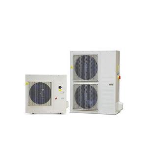 Luft/Wasser-Wärmepumpe / Wohnbereich / für professionellen Gebrauch / Außenbereich