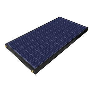 monokristallines Solarpaneel hybrid / für Heizungen / mit Aluminiumrahmen