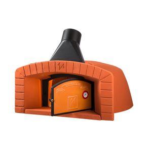 Pizzaofen für Privatgebrauch / Gas / Holz / freistehend