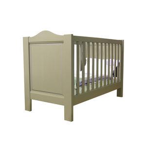modernes Babybett / Holz / 120x60 cm