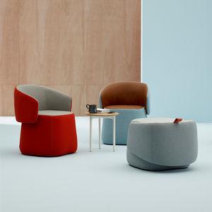 moderner Sitzpuff