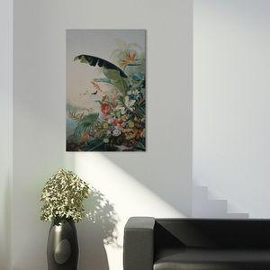 Leinwanddruck / Blumen