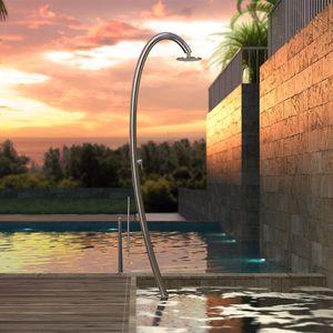 Außendusche für Schwimmbecken