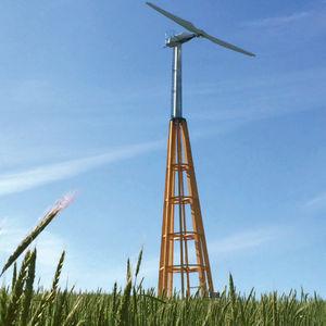 Horizontalachsen-Kleinwindkraftanlage