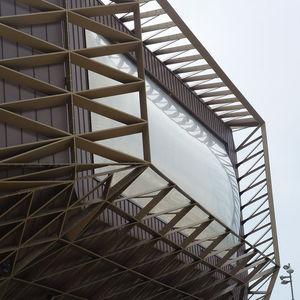 Membran-Architektur / aus ETFE