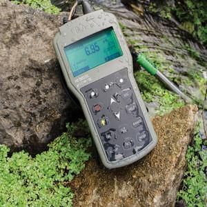 Multiparameter-Wasseranalysegerät