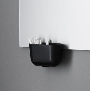 Kunststoff-Aufbewahrungsbox / pulverbeschichteter Stahl