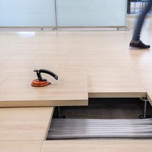 Spanplatte Doppelboden