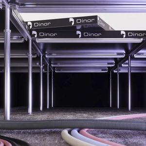 Doppelboden-Stelzlager / Stahl