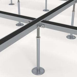 Doppelboden-Unterkonstruktion / Metall