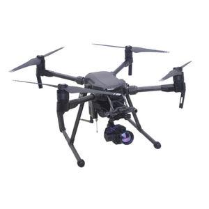 vierrotoriger Drohne