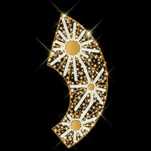LED-Lichtdekors / für öffentliche Bereiche